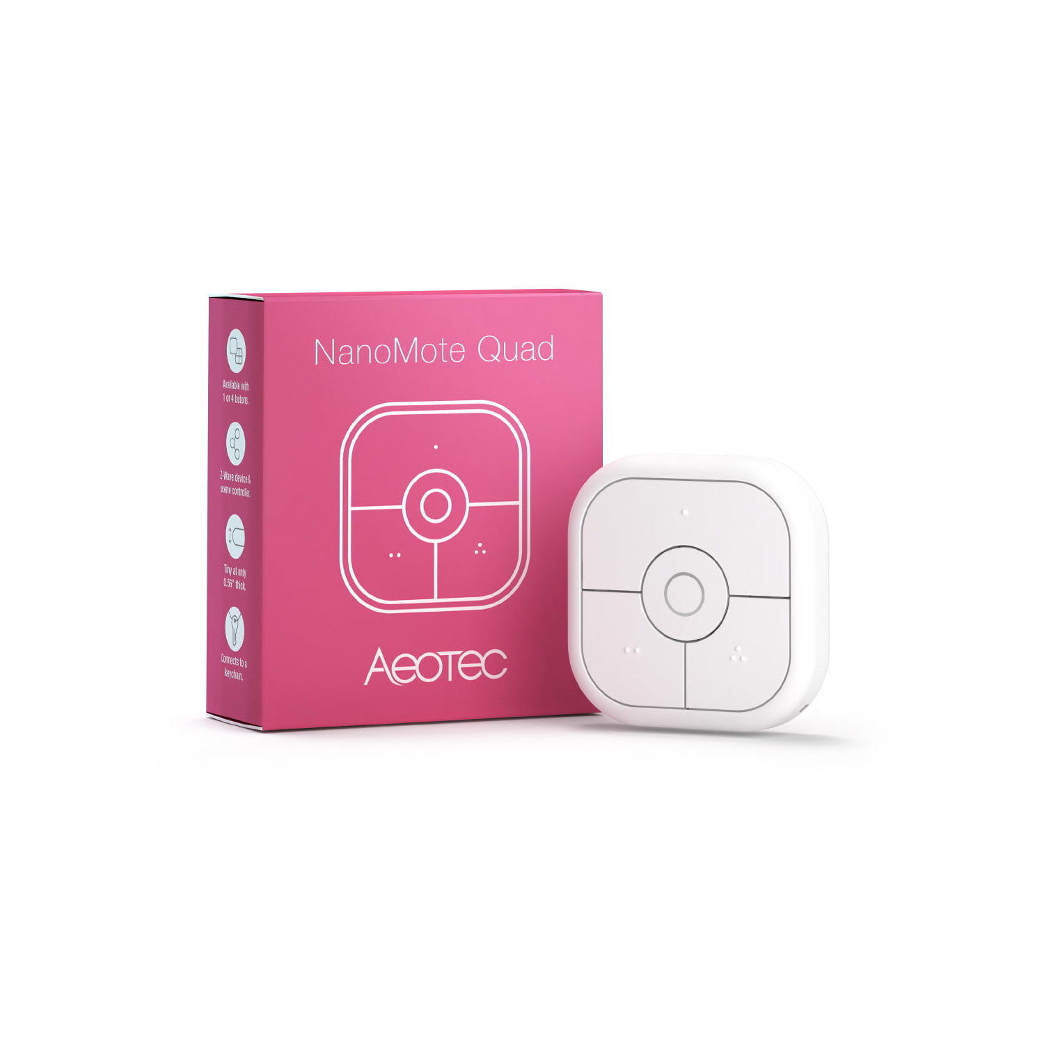 Aeotec Nanomote Limota Home Automation Reach Out To