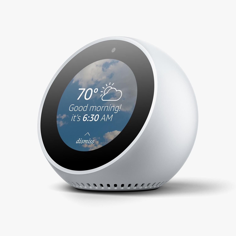 Amazon Alexa Echo Spot Limota Vn Cung Cấp Thiết Bị