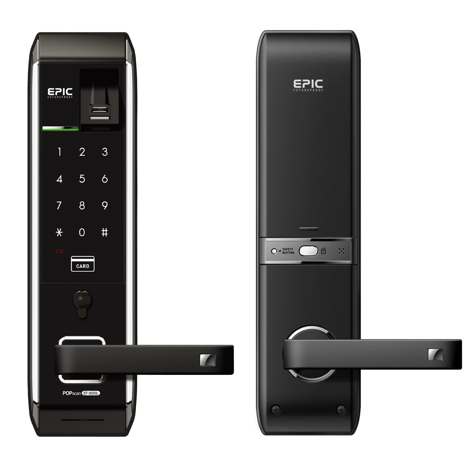 Epic Handle Type Door Ef 8000l Limota Home Automation